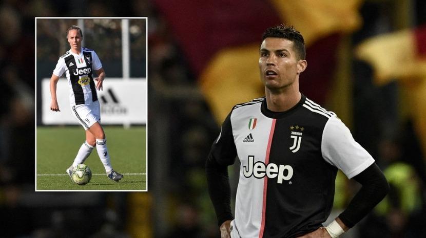 Equipa feminina da Juventus proibida de abordar o caso da alegada violação de Ronaldo
