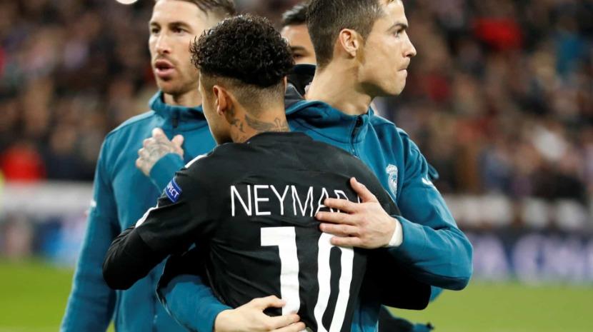 Ronaldo já terá dado assentimento ao ingresso de Neymar na Juventus