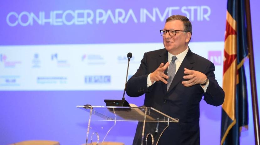 Barroso diz que Madeira tem direito de prosseguir política autónoma do ponto de vista fiscal