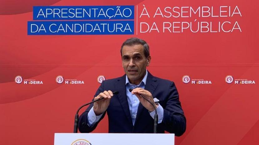 Carlos Pereira faz balanço do mandato na Assembleia da República