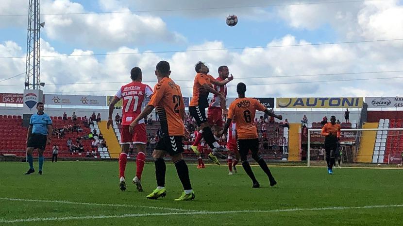Desportivo das Aves vira resultado e vence Nacional em jogo particular
