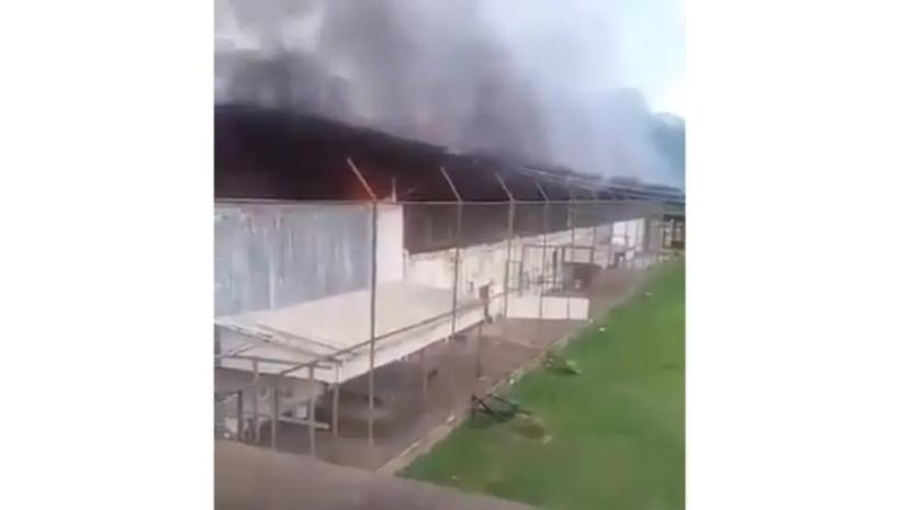 Rixa entre gangues em prisão brasileira faz mais de 50 mortos (com vídeo)
