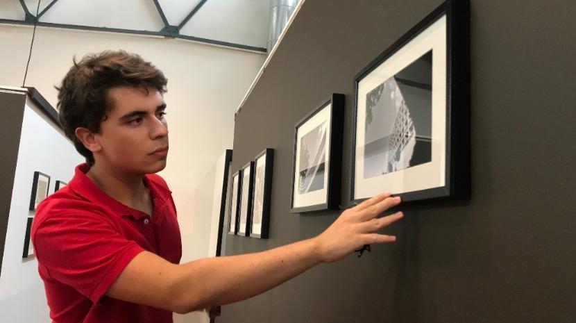 Exposição 'Fragmentado' inaugurada amanhã na Casa da Luz