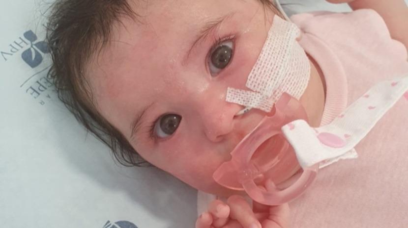 Bebé Matilde só vai receber medicamento a 27 de agosto