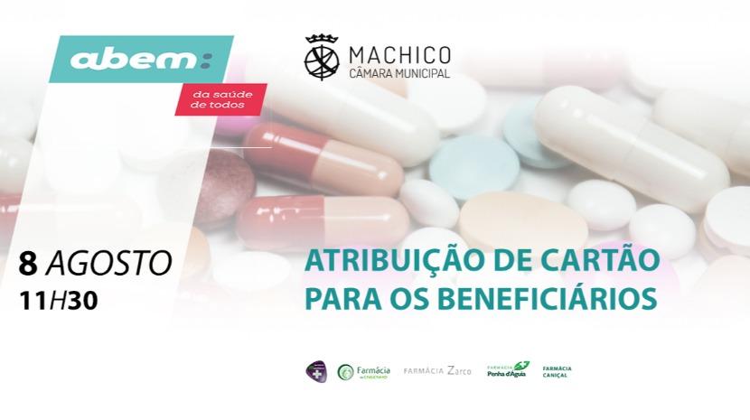 Câmara de Machico apoia 11 carenciados com cartões do medicamento