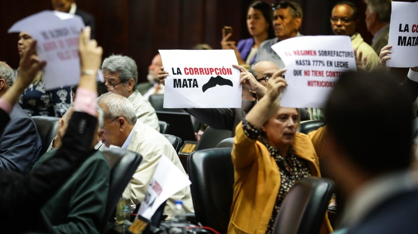 Venezuela: Governo e oposição retomam diálogo