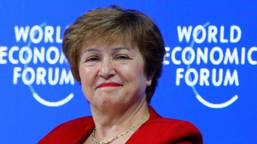 Búlgara Kristalina Georgieva é a candidata europeia ao FMI