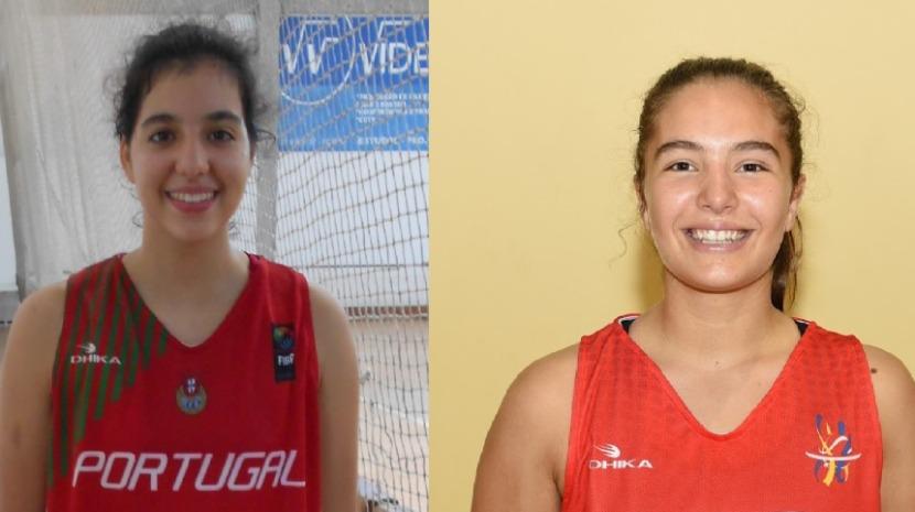 Basquetebol: Inês e Leonor chamadas aos Europeu Sub-16