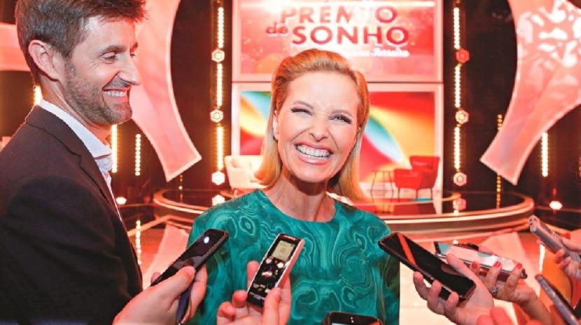 Pessoas: Cristina Ferreira lidera audiências mas fica aquém de reality show