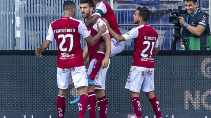 LE: Sporting de Braga vence na Dinamarca e aproxima-se do 'play-off'