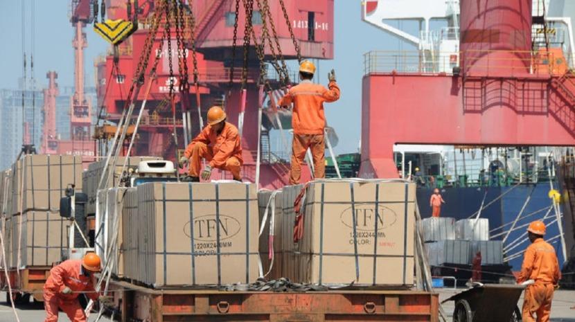Portugal exportou quase mil milhões de euros em produtos para a China no 1.º semestre