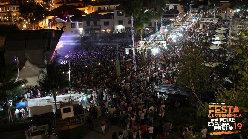 Roni de Melo e 4Litro encerram hoje Festa do Peixe Espada Preto