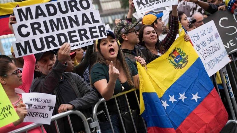 Número de presos políticos na Venezuela diminui para 528