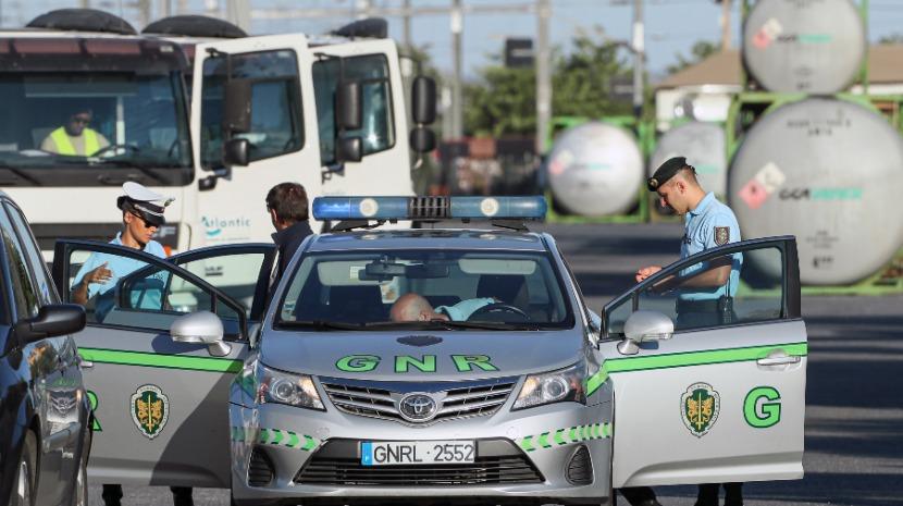 Motoristas: GNR esclarece que nenhum trabalhador está detido