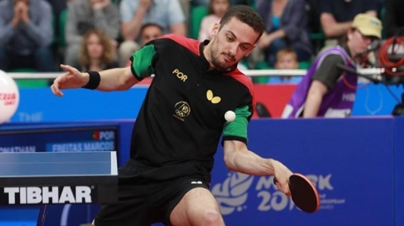 Madeirense Marcos Freitas está nas meias-finais do Open da Bulgária