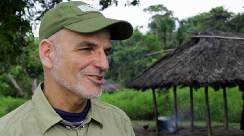 Português vive na selva venezuelana há 25 anos e é conhecido como o 'Rambo' luso