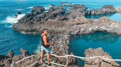 Pessoas: Ângelo Rodrigues de visita à Região