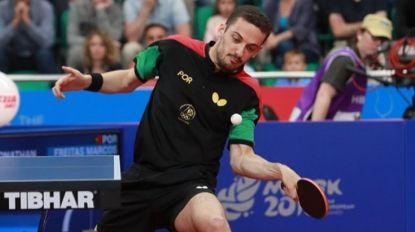 Marcos Freitas afastado do Open da Bulgária