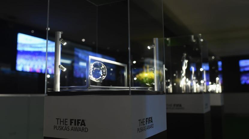 FIFA revela 10 finalistas ao prémio Puskas e CR7 não está na lista