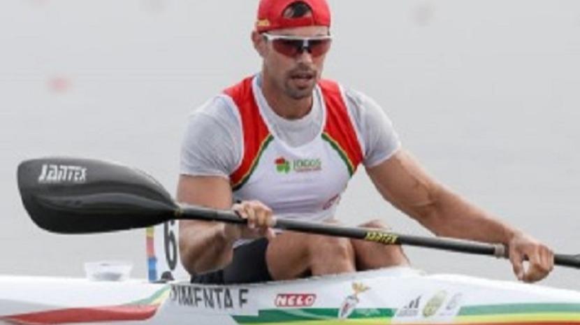 Fernando Pimenta vence e segue para as 'meias' de K1 1000 nos Mundiais de Canoagem