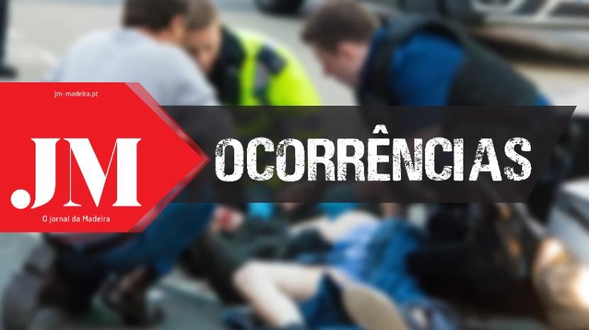 Idosa atropelada na Rua 31 de Janeiro