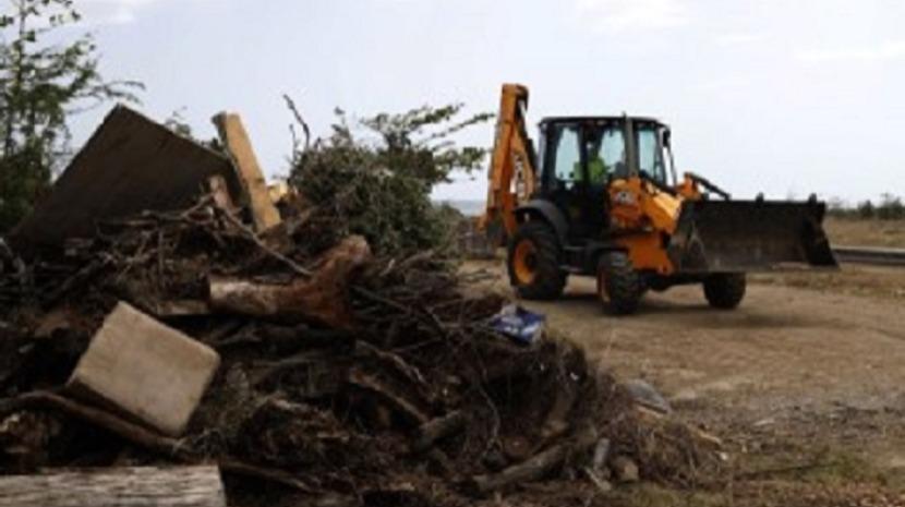 EUA declaram estado de emergência em Porto Rico devido a tempestade Dorian