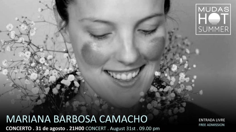MUDASHOTsummer acolhe estreia a solo de Mariana Camacho no próximo sábado