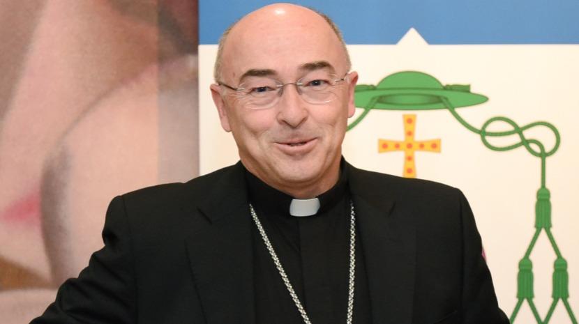 """D. Nuno Brás diz que a """" Igreja e Portugal ganham"""" por ter Tolentino Mendonça como cardeal"""