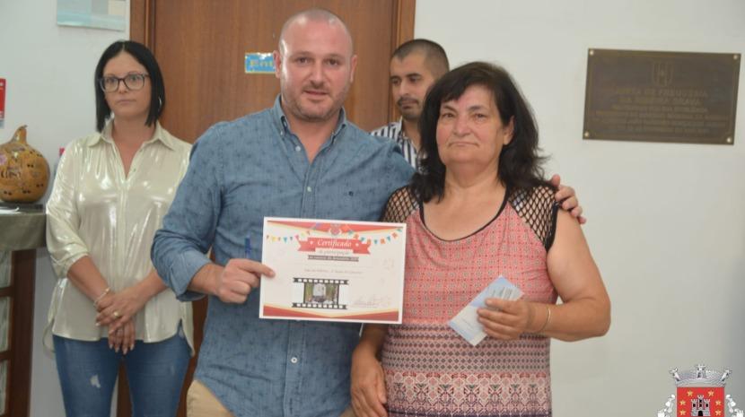 Ribeira Brava entrega prémios do concurso de fontanários
