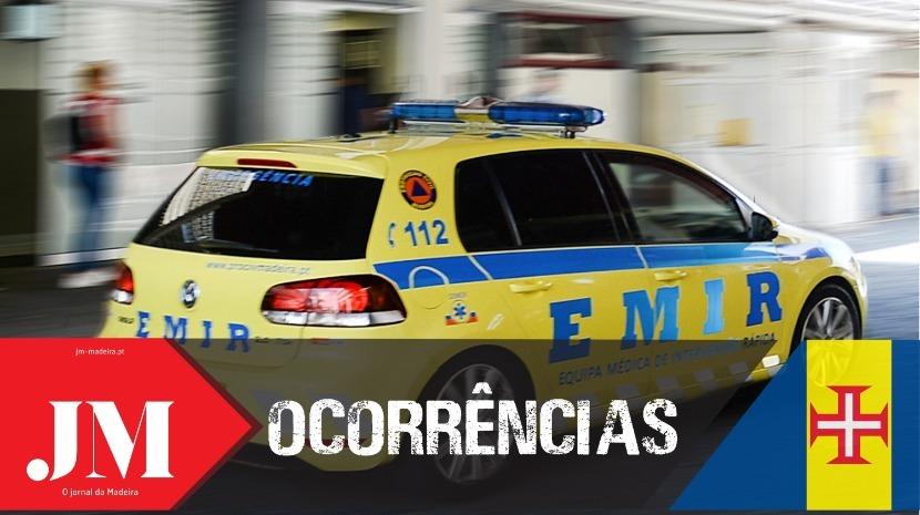 Emigrante de férias na Madeira morreu hoje na Ribeira Brava