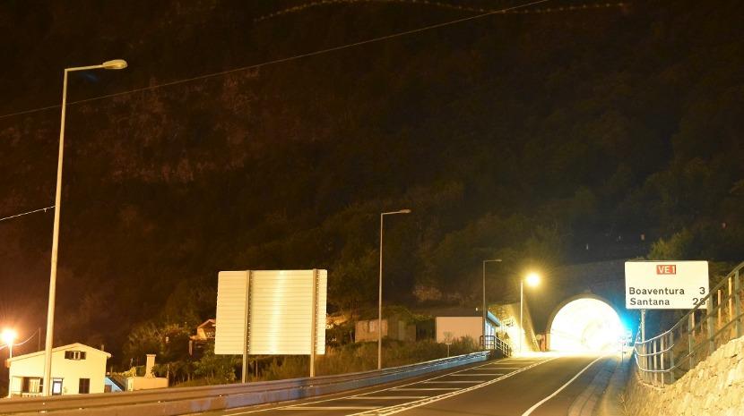 Luz voltou à via expresso da Ponta Delgada