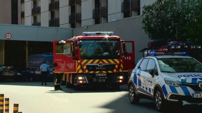 Suspeita de bomba leva à evacuação de hóspedes no hotel Marriott em Lisboa