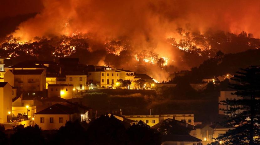 Incêndios: Portugal continental em situação de alerta entre sexta-feira e sábado