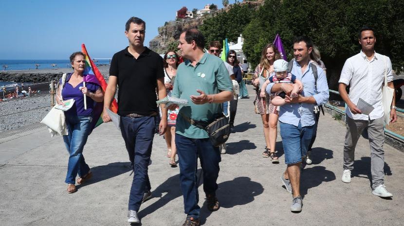 Líder nacional do PAN faz campanha na Madeira por um partido mais forte