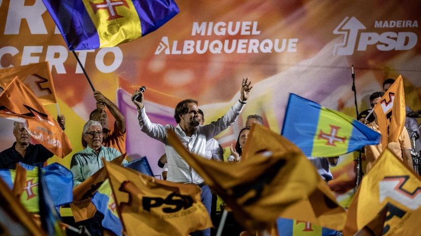Sondagem da Intercampus para o JM dá vantagem ao PSD-Madeira
