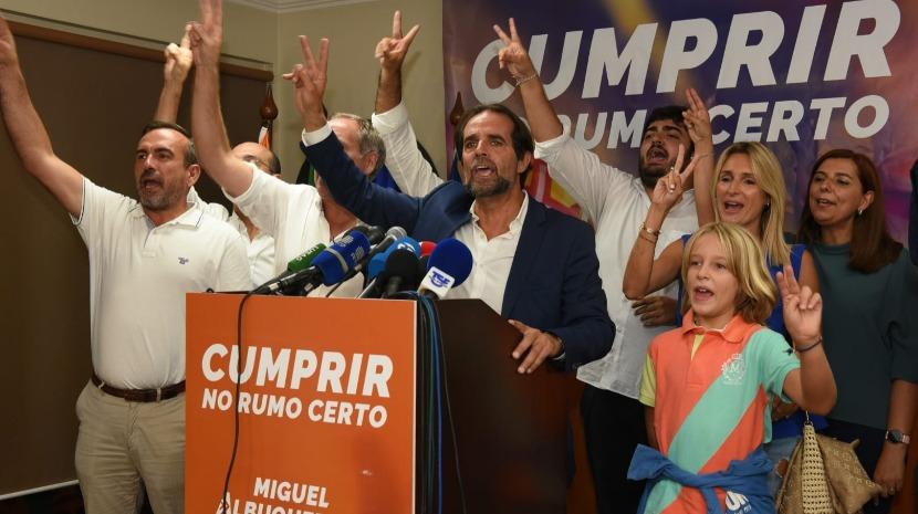 Miguel Albuquerque, o apaixonado por rosas que vai lidar com os 'espinhos' de uma minoria