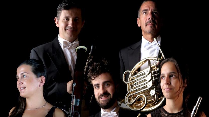 Concerto do Quinteto de Sopros Solistas da Orquestra Clássica da Madeira