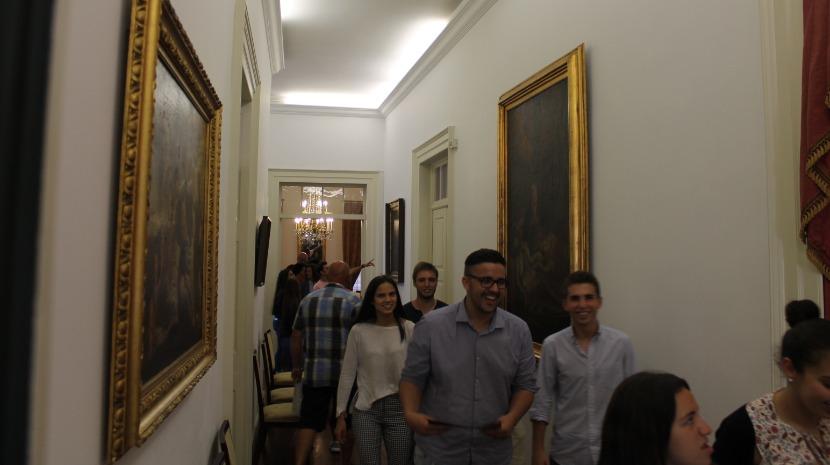 Jornadas Europeias do Património no Palácio de São Lourenço a 27 e 28 de setembro