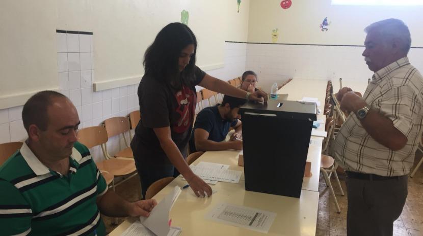 Eleições: Afluência perto dos 30% no Caniço