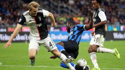 CR7 em branco na vitória da 'Juve' sobre o Inter