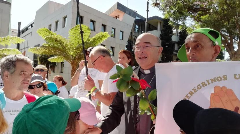 Peregrinação Funchal-Machico a pé reúne mais de 200 pessoas