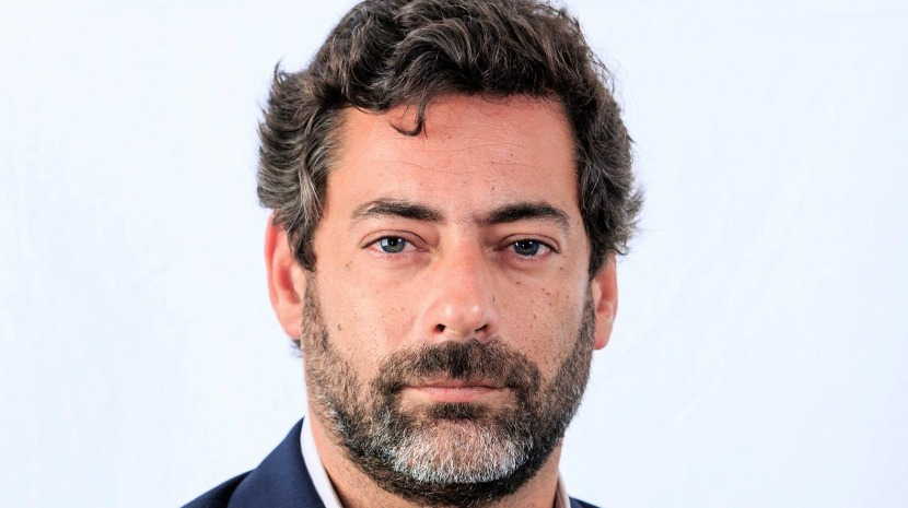 Gonçalo Santos é o chefe de gabinete de Rui Barreto