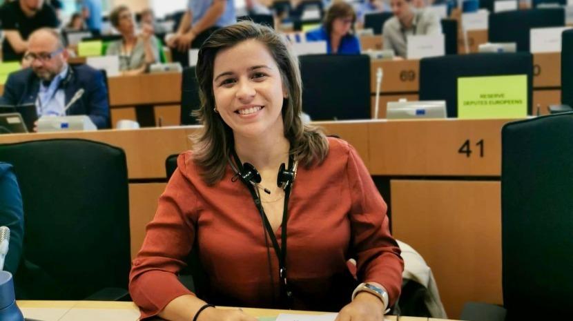 Sara Cerdas nomeada Presidente do Grupo de Trabalho em Saúde no Parlamento Europeu