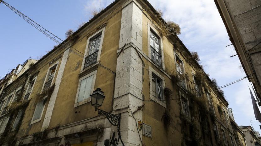 Lisboa aumenta seis vezes IMI de prédios devolutos em zonas de maior pressão urbanística