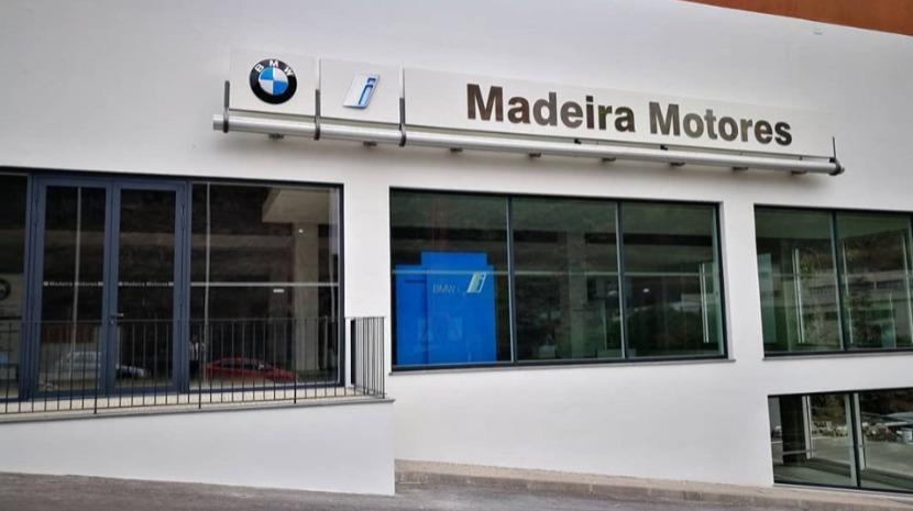 """Madeira Motores com nova """"casa"""" no Funchal"""