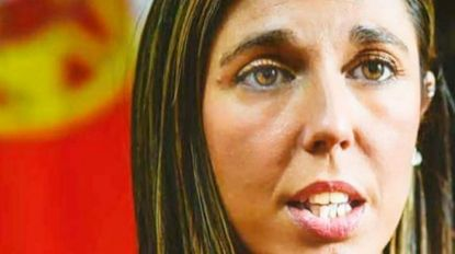 Ana Rita Cavaco ouve preocupações dos enfermeiros e tenta ganhar Ordem da Madeira