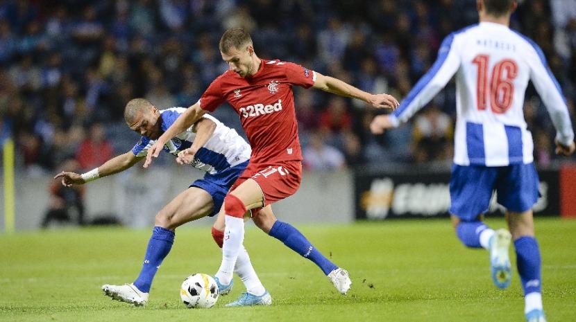 Liga Europa: FC Porto 'escorrega' em casa