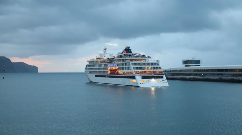 Hanseatic Inspiration em estreia no Funchal