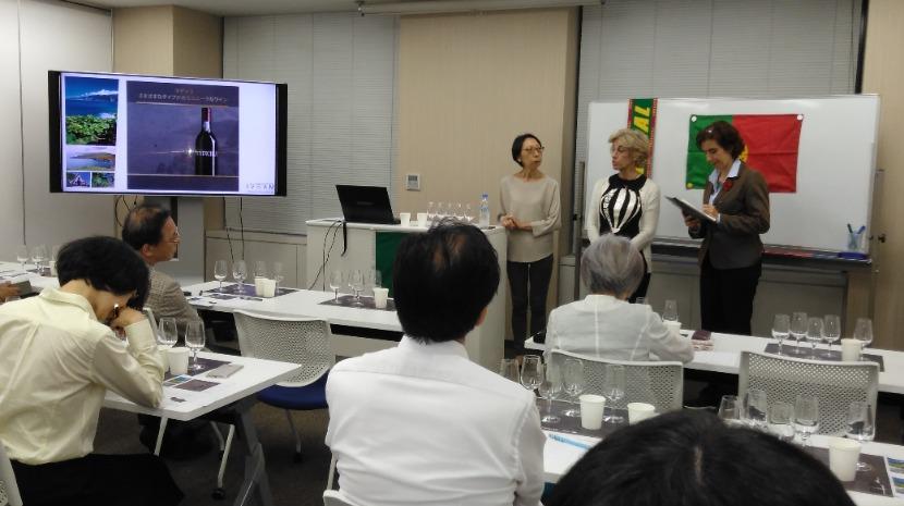 Vinho Madeira reforça ações promocionais no mercado Japonês