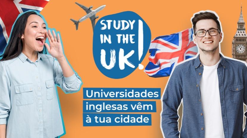 'Tour Study in the UK' vem à Madeira oferecer a oportunidade de estudar no Reino Unido com as propinas pagas